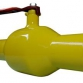 Цельносварные стандартнопроходные: газ. Тип присоединения: сварные, резьбовые